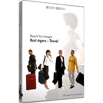 DOSCH DESIGN DOSCH Viz-Images: Best Agers - Travel DVI-PBATR