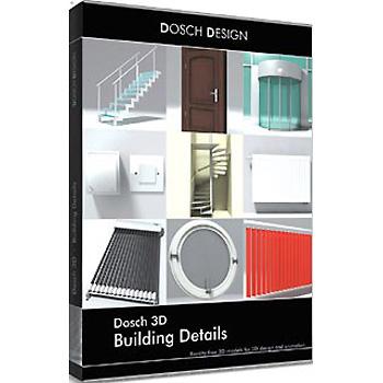 DOSCH DESIGN DOSCH 3D: Building Details D3D-BUDE