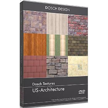 DOSCH DESIGN DOSCH Textures: US-Architecture DT-USAR