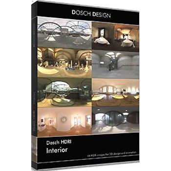 DOSCH DESIGN DOSCH HDRI: Interior DH-INT