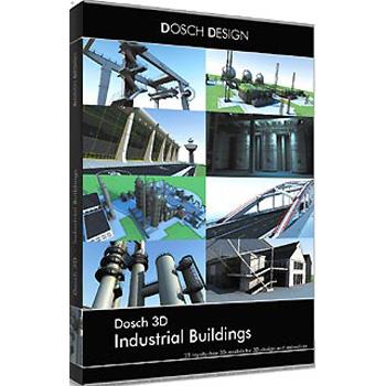 DOSCH DESIGN DOSCH 3D: Industrial Buildings D3D-INBU