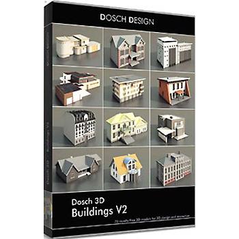 DOSCH DESIGN DOSCH 3D: Buildings V2 D3D-BUV2