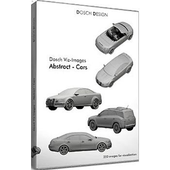 DOSCH DESIGN DOSCH Viz-Images: Abstract - Cars DVI-ABCA