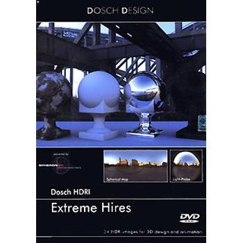 DOSCH DESIGN DOSCH HDRI: Extreme Hires DH-EH