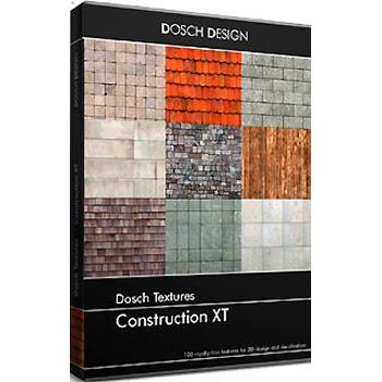 DOSCH DESIGN DOSCH Textures: Construction XT DT-CX