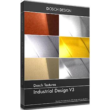 DOSCH DESIGN DOSCH Textures: Industrial-Design V3 DT-IDV3
