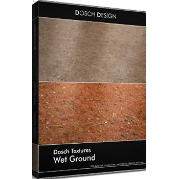 DOSCH DESIGN DOSCH Textures: Wet Ground DT-WEGR