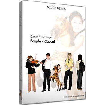 DOSCH DESIGN DOSCH Viz-Images: People ~ Casual DVI-PCA