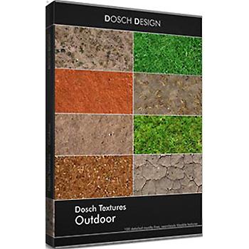 DOSCH DESIGN DOSCH Textures: Outdoor DT-OUTD