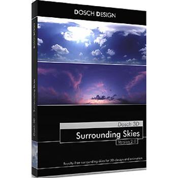 DOSCH DESIGN DOSCH 3D: Surrounding Skies D3D-SS