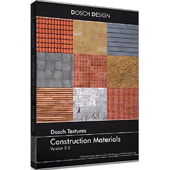DOSCH DESIGN DOSCH Textures: Construction Materials V2.0 DT-CMV2