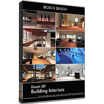 DOSCH DESIGN DOSCH 3D: Building Interiors D3D-BIN