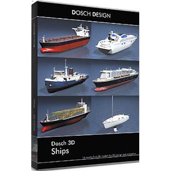 DOSCH DESIGN DOSCH 3D: Ships D3D-SH