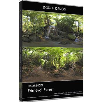 DOSCH DESIGN DOSCH HDRI: Primeval Forest DH-PRIF