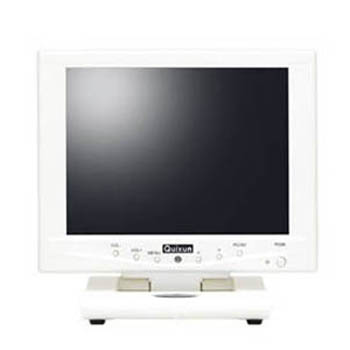 クイックサン 8.0インチ TFTモニタ(800x600/パールホワイト) QT-802P-AVG