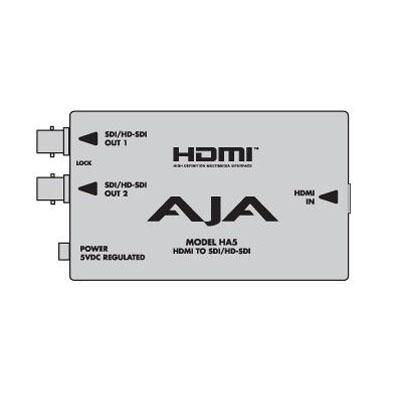 AJA Video Systems HDMI to HD-SDI HA5