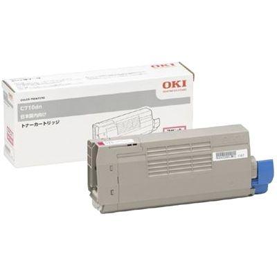 OKI トナーカートリッジ(マゼンタ) TNR-C4EM1