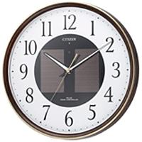 リズム時計 エコライフM807 4MY807-023
