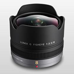 パナソニック デジタル一眼カメラ用交換レンズ H-F008