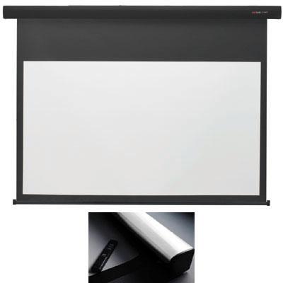 キクチ サイレントモーター採用の120型(16:9)/ホワイトマットアドバンス電動プロジェクタスクリーン 《Stylist ESシリーズ》 (SES120HDWA)(ホワイト) SES-120HDWA/W【納期目安:2週間】