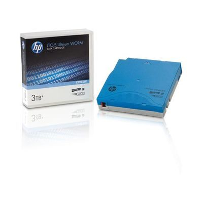 日本HP LTO5 Ultrium 3TB WORM データカートリッジ C7975W【納期目安:追って連絡】