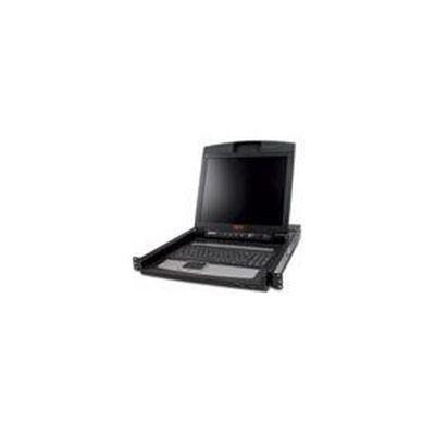 APC APC 17inch Rack LCD Console - English (US) AP5717【納期目安:1週間】