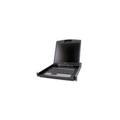 APC APC 19? Rack LCD Console - English (US) AP5719【納期目安:1週間】