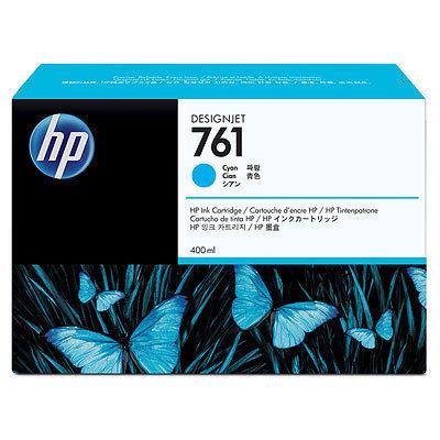日本HP HP 761 インク 400ml シアン CM994A【納期目安:追って連絡】