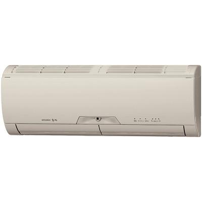 三菱電機 「新・人感ムーブアイ」と「さらっと除湿冷房」で快適を実現 ブラウン MSZ-JXC221-T