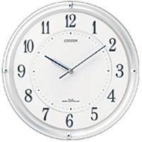 リズム時計 サイレントソーラーM817 4MY817-003
