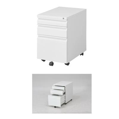 不二貿易 インキャビネット ルイン ホワイト (ホワイト) 83991
