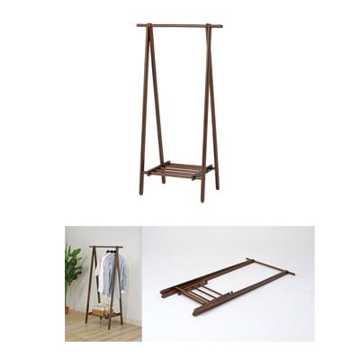 不二貿易 【3個セット】木製ハンガー 6110-6-80(KI)WH (ホワイト) 89252
