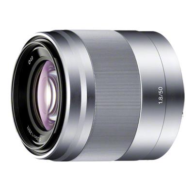 ソニー デジタル一眼カメラ?α?[Eマウント]用レンズ E 50mm F1.8 OSS SEL50F18【納期目安:2週間】