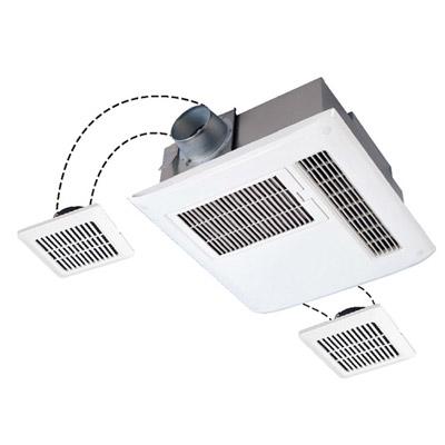 三菱電機 【特定保守製品】バスカラット(100V電源/3部屋用(1部屋暖房)タイプ/ACモーター) V-123BZ