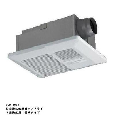東芝 【特定保守製品】浴室換気乾燥機1室換気用ACモーター・天井埋込タイプ・24時間タイプ DVB-18SS2