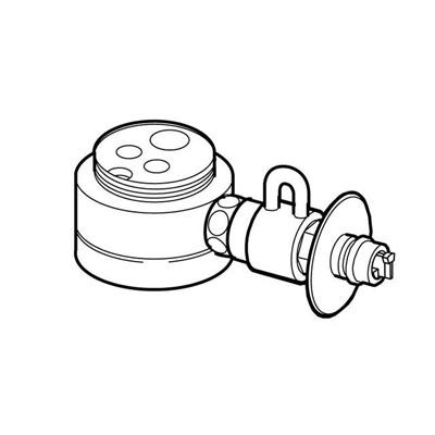 その他 食器洗い乾燥機用分岐水栓 CB-SXF6