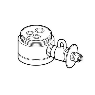 その他 食器洗い乾燥機用分岐水栓 CB-SKA6【納期目安:06/15入荷予定】