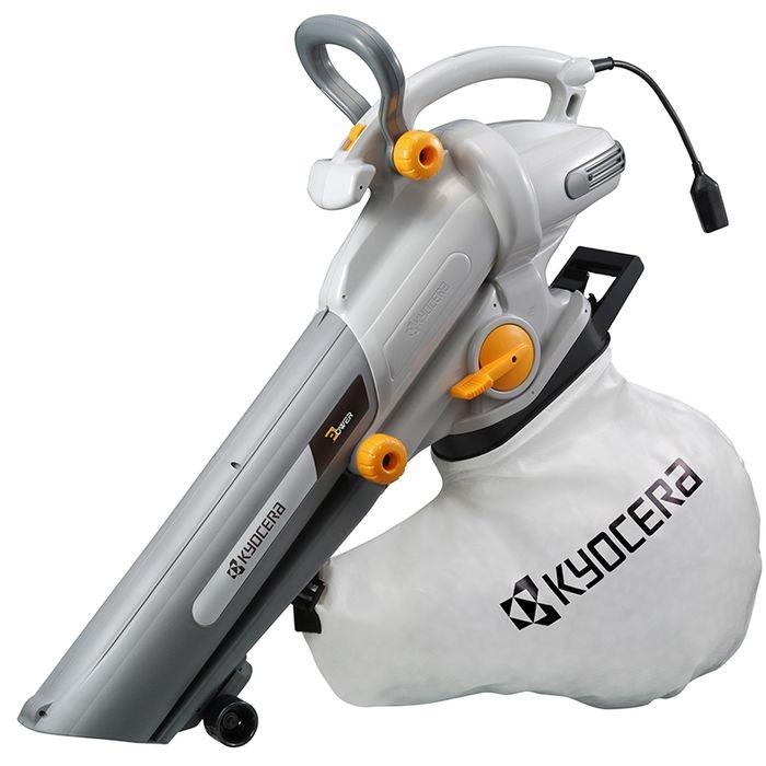 リョービ(RYOBI) 【売れています!】【台数限定大特価!!】リョービ ブロワーバキューム RESV-1500