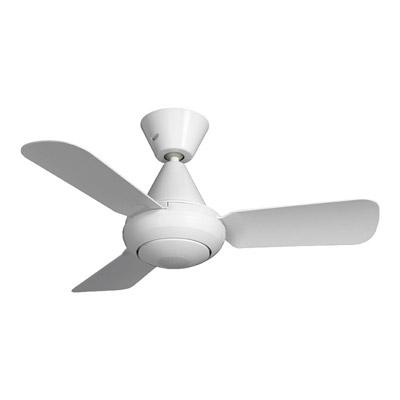 パナソニック 温度ムラを抑え、効率的な冷暖房の実現に 天井扇(シーリングファン) F-MG901-W