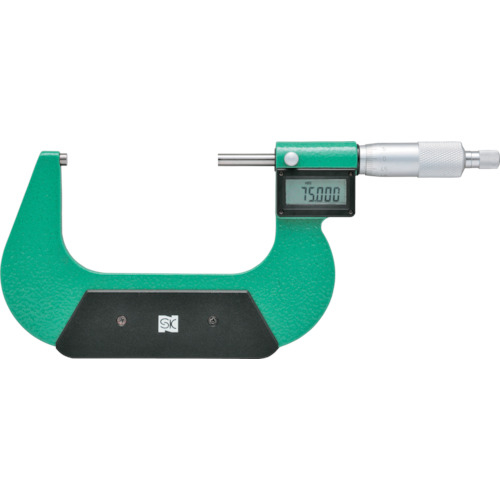 新潟精機 SK デジタル外側マイクロメータ MCD130-100