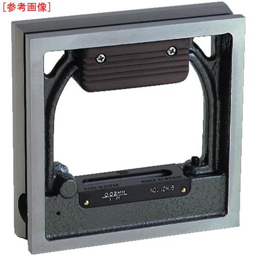 トラスコ中山 TRUSCO 角型精密水準器 B級 寸法150X150 感度0.02 TSL-B1502