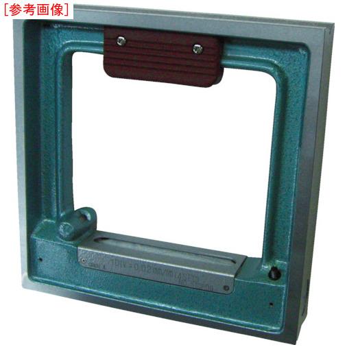 トラスコ中山 TRUSCO 角型精密水準器 A級 寸法200X200 感度0.02 TSL-A2002
