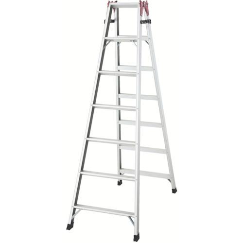 長谷川工業 ハセガワ アルミ合金製はしご兼用脚立 RAX-21