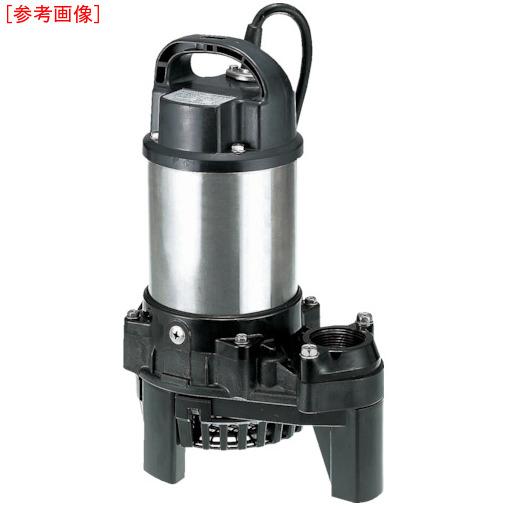 鶴見製作所 ツルミ 樹脂製汚水用水中ポンプ 60Hz 40PSF2.4S-60HZ