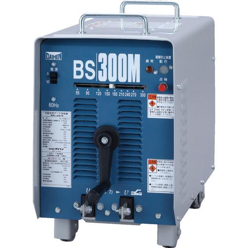 ダイヘン溶接メカトロシステム ダイヘン 電防内蔵交流アーク溶接機 300アンペア60Hz BS-300M-60