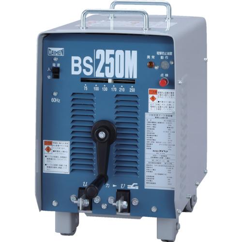 ダイヘン溶接メカトロシステム ダイヘン 電防内蔵交流アーク溶接機 250アンペア50Hz BS-250M-50
