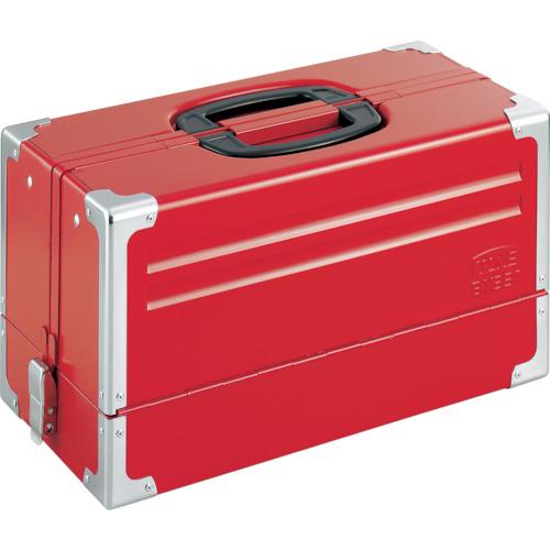 前田金属工業 TONE ツールケース(メタル) V形3段式 433X220X240mm BX331 BX331