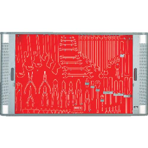 京都機械工具 KTC メカニキットケース(一般機械整備向) MK81A-M