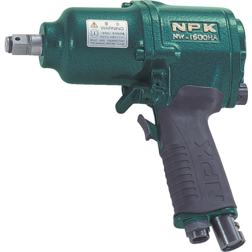 日本ニューマチック工業 NPK ワンハンマインパクトレンチ 25358 NW-1600HA