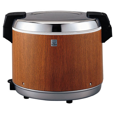 タイガー ほかほか「炊きたて」のおいしさを保つ保温専用電子ジャー JHA-5400-MO【納期目安:1週間】